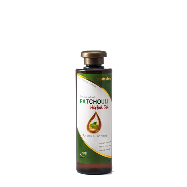 Patchouli Herbal Oil 150mL