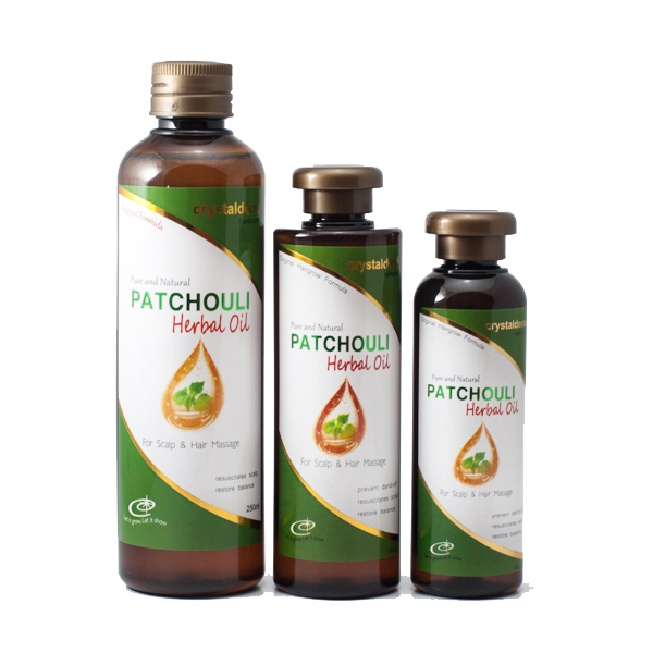 Patchouli Herbal Oil