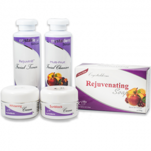Rejuvenating Toner Set Big