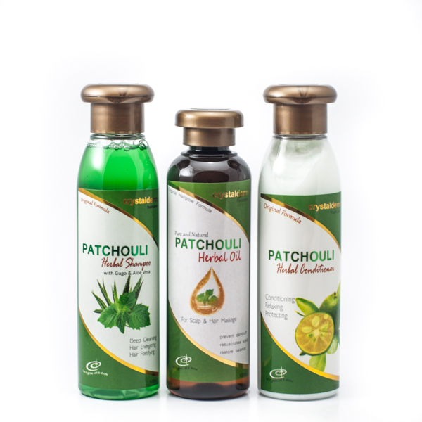 Patchouli PowerGro Set Small